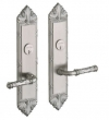Baldwin<br />6962 - FENWICK MORTISE ENTRY SET - 3&quot; X 14&quot;