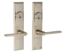 Baldwin - HOUSTON MORTISE ENTRY SET - 2 1/4