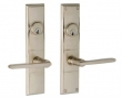 Baldwin<br />6973 - HOUSTON MORTISE ENTRY SET - 2 1/4&quot; X 5 5/8&quot;