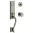Baldwin<br />85375.151 - GLENNON HANDLESET TRIM - ANTIQUE NICKEL