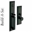 Baldwin<br />BUILD-A-SET ENTRANCE SET - TREMONT  - STANDARD FINISH
