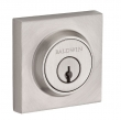Baldwin<br />CSD - Contemporary Square Reserve Deadbolt- Single or Double Cylinder