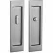 Baldwin<br />PD005 PRIV - Santa Monica Privacy Set Sliding Pocket Door - Large