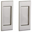 Baldwin<br />PD006 PS - Santa Monica Passage Trim Pair Sliding Pocket Door - Small