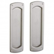 Baldwin<br />PD007 PASS Includes Edge Pull  - Palo Alto Passage Set Sliding Pocket Door