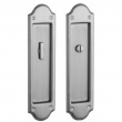 Baldwin<br />PD016 PRIV - Boulder Privacy Set Sliding Pocket Door