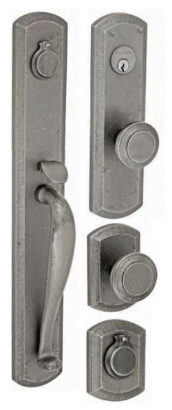 American Relic - Blue Ridge Collection- Mortise and matching knob/lever/deadbolt sets