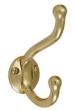 Emtek<br />2606 - EMTEK BRASS ROBE HOOK