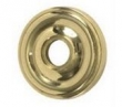 Brass Accents<br />D07-K360 - Netropol 2 5/8&quot; Rosette: Passage, Privacy or Dummy