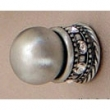 Carpe Diem Cabinet Knobs<br />106 CD - 106 OLD WORLD SMALL ROUND KNOB