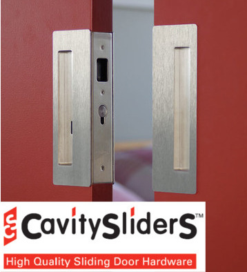 Cavilock Magnetic Pocket Door Locks
