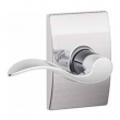 Schlage<br />(ACC) Accent Lever with (CEN) Century Rose - F-Series Century Collection- (ACC) Accent Lever with (CEN) Century Rose