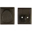 Coastal Bronze<br />30-100 - Deadbolt Square 2-1/2&quot; x 3&quot;