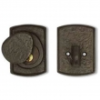Coastal Bronze<br />30-110 - Deadbolt Arch 2-1/2&quot; x 3&quot;