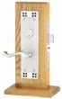 Emtek<br />3108 - CRAFTSMAN MORTISE DUMMY ENTRY