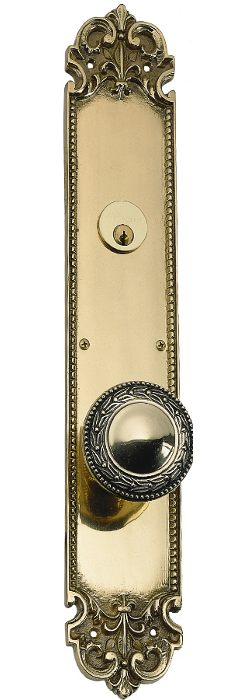 Fleur De Lis Entry/Passage/Privacy Locksets