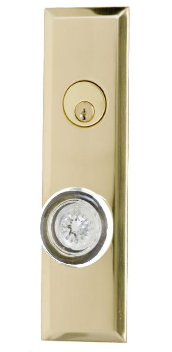 Quaker Entry/Passage/Privacy Locksets