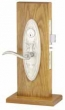 Emtek<br />3131 - DA VINCI MORTISE DUMMY ENTRY