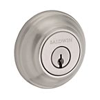 Traditional Round Deadbolt<br>$40