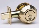 OMNIA SOLID BRASS DEADBOLTS