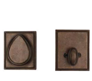 Rectangular Suite Deadbolts