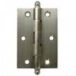 Deltana<br />CH2520 SOLID BRASS CABINET HINGES - 2.5&quot; x 2&quot; DELTANA CABINET HINGE PAIR
