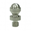 Deltana<br />CHATxx - SOLID BRASS CABINET ACORN FINIAL CAP