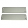 Deltana<br />DASHCP - COVER PLATES FOR DOUBLE ACTION DELTANA SPRING HINGE