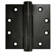 Deltana<br />DSB45RM SOLID BRASS DOOR HINGES  - 4.5&quot; x 4.5&quot; 5.1MM EXTRA HEAVY DUTY ROYAL SERIES DELTANA DOOR HINGE PAIR