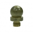 Deltana<br />DSBT10xx - DISTRESSED BALL FINIAL CAP