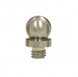 Deltana<br />DSBTx - SOLID BRASS BALL FINIAL CAP