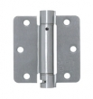 Deltana<br />DSH35R4 STEEL SPRING HINGE - 3.5&quot; x 3.5&quot; x 1/4&quot; RADIUS DELTANA SPRING HINGE INDIVIDUAL