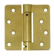Deltana<br />DSH4R4 STEEL SPRING HINGE - 4&quot; x 4&quot; x 1/4&quot; RADIUS DELTANA SPRING HINGE INDIVIDUAL