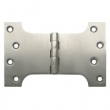 Deltana<br />DSPA4060 SOLID BRASS PARLIAMENT HINGES - 4&quot; x 6&quot; DELTANA PARLIAMNET HINGE PAIR