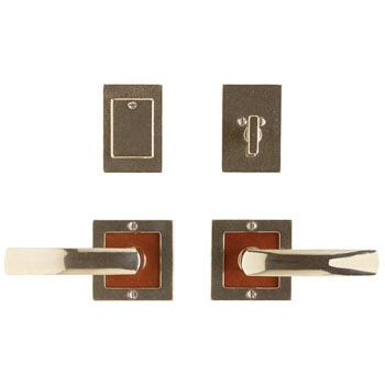 DESIGNER LEATHER ENTRY SETS