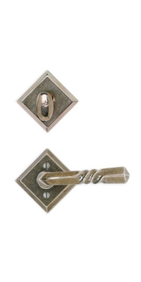"3 9/16"" x 3 9 16"" Diamond Escutcheons"