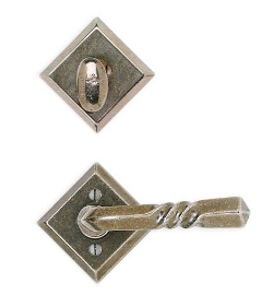 "3 9/16"" x 3 9/16"" Diamond Escutcheons"