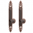 Baldwin<br />6983.KC/6983.KC - PRINCETON DOUBLE CYLINDER MORTISE ENTRY SET - 2&quot; X 14&quot;
