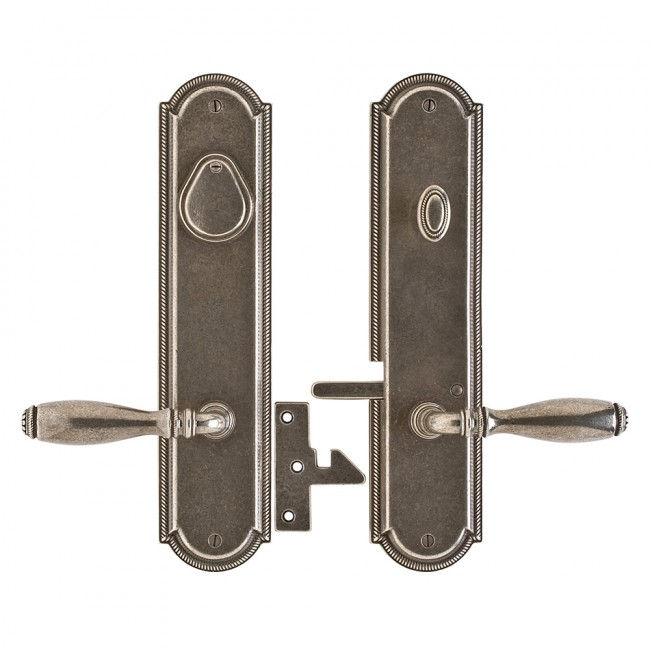 Gate Locksets <br>Keyed or Passage