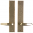 Rocky Mountain Hardware<br />E356/E356 Passage - W&amp;F Trilennium Stepped Multipoint Passage Lever Set