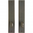 Rocky Mountain Hardware<br />E436/E436 Passage - W&amp;F Trilennium Rectangular Multipoint Passage Lever Set