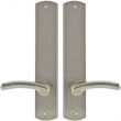 Rocky Mountain Hardware<br />E556/E556 Full Dummy - W&amp;F Trilennium Curved Multipoint Full Dummy Lever Set