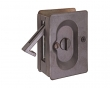 Emtek<br />2102 - CAST BRONZE PRIVACY POCKET DOOR LOCK