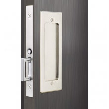 Emtek 2114 Emtek Modern Rectangular Passage Pocket Door