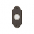 Emtek<br />2461  - DOORBELL BUTTON WITH SMALL #1 ROSETTE