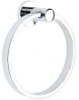 Emtek<br />2801 - Modern Brass Towel Ring