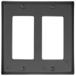 Emtek<br />29322 EMTEK - ROCKER 2, BRONZE SWITCH PLATE