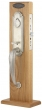 Emtek<br />3033 - Octagon Mortise Entry Set Dummy