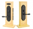 Emtek<br />3133 - OCTAGON MORTISE DUMMY ENTRY