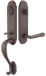 Emtek<br />450112 - Remington Tubular Entry Set - Dummy
